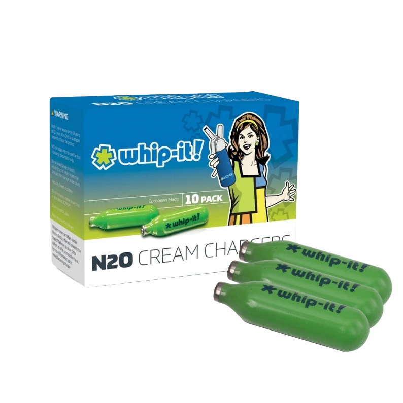 Whip-it Professional Cream Chargers 8g